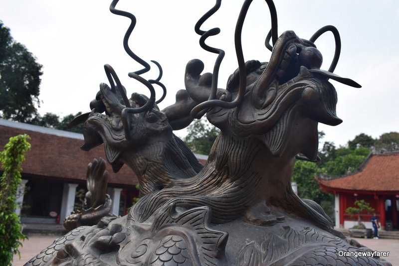 Dragons are one of the four revered creatures from Vietnamese folklore