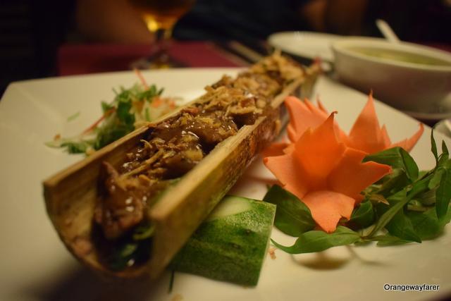 Hanoi bela rosa hotel fine dining