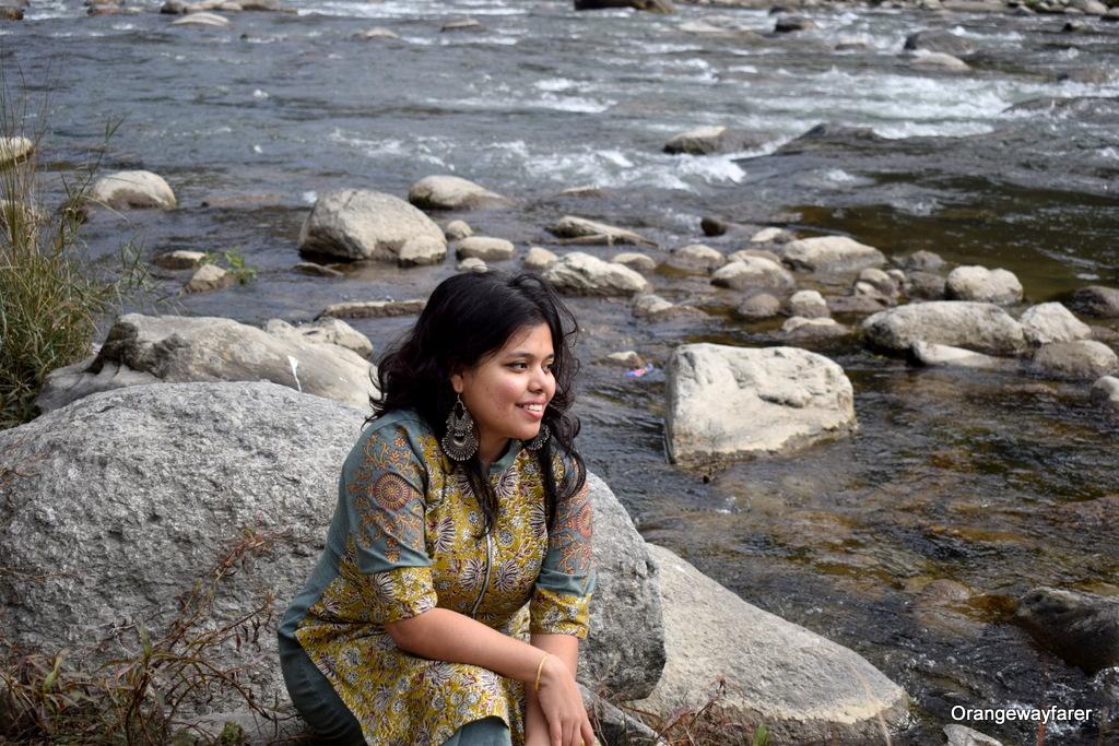Jiya Bharali river