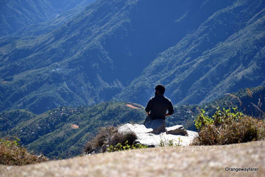 Smit valley Meghalaya