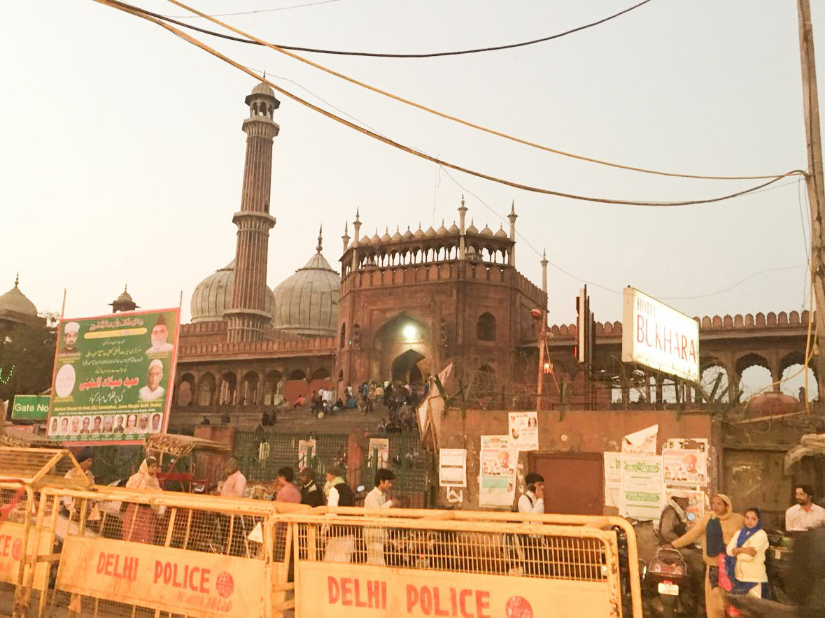 Do not forget to indulge in the Jama masjid foodwalk