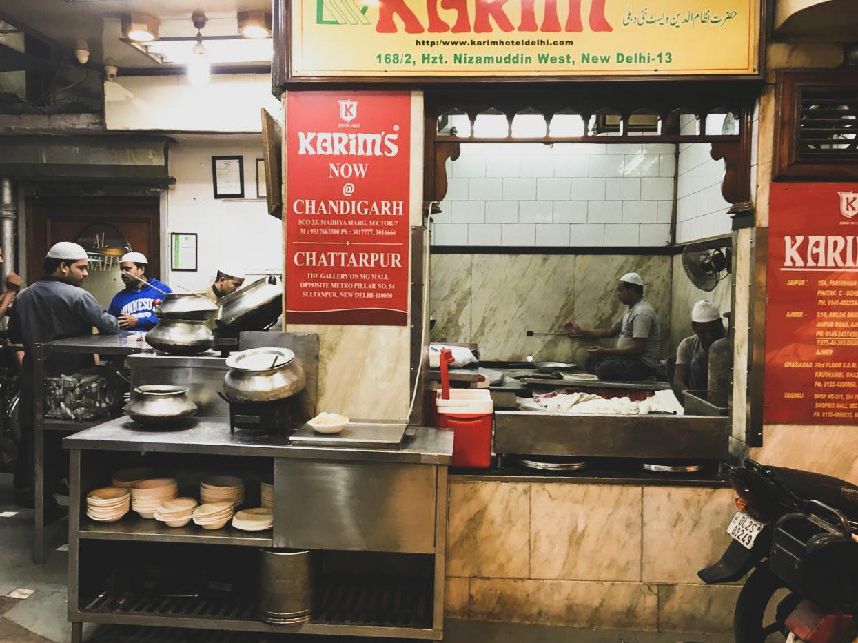 Karims, Delhi