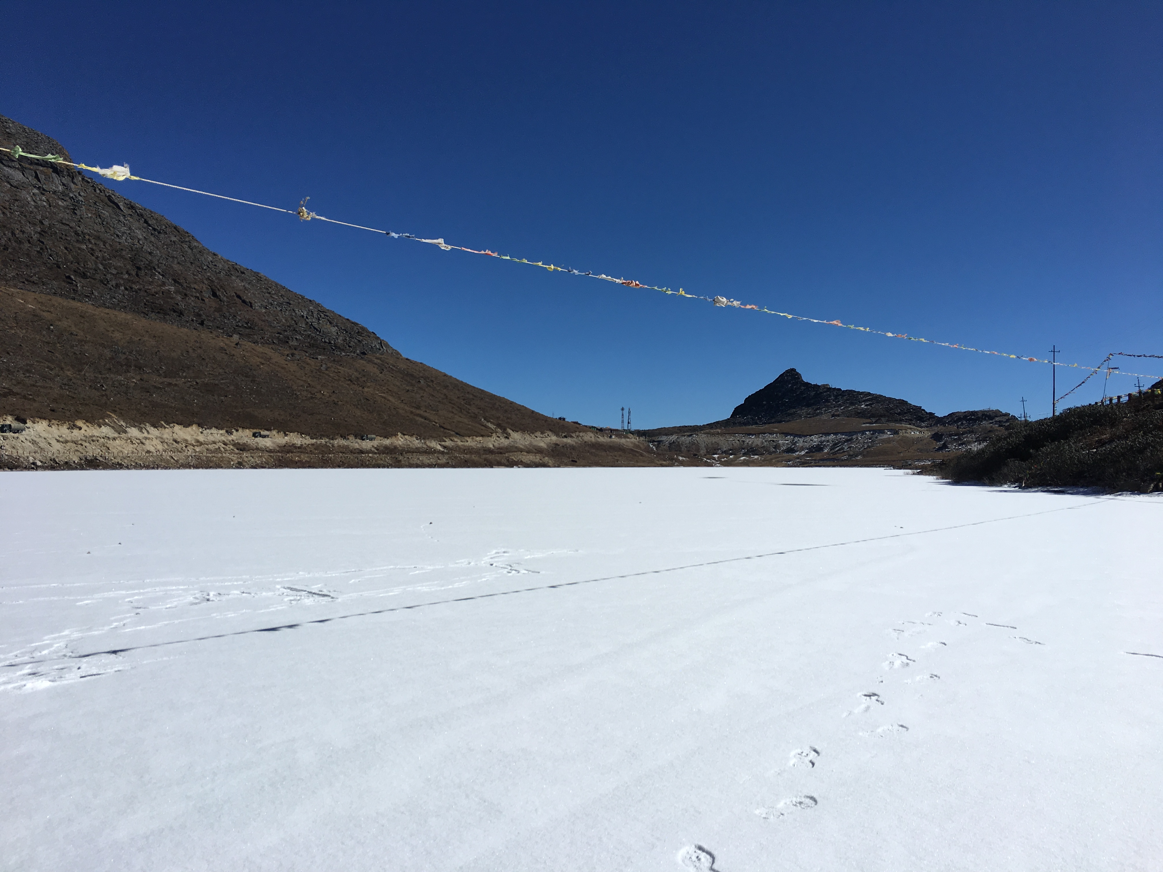 The Sela Lake that froze in winters! A must visit destination of Arunachal Pradesh