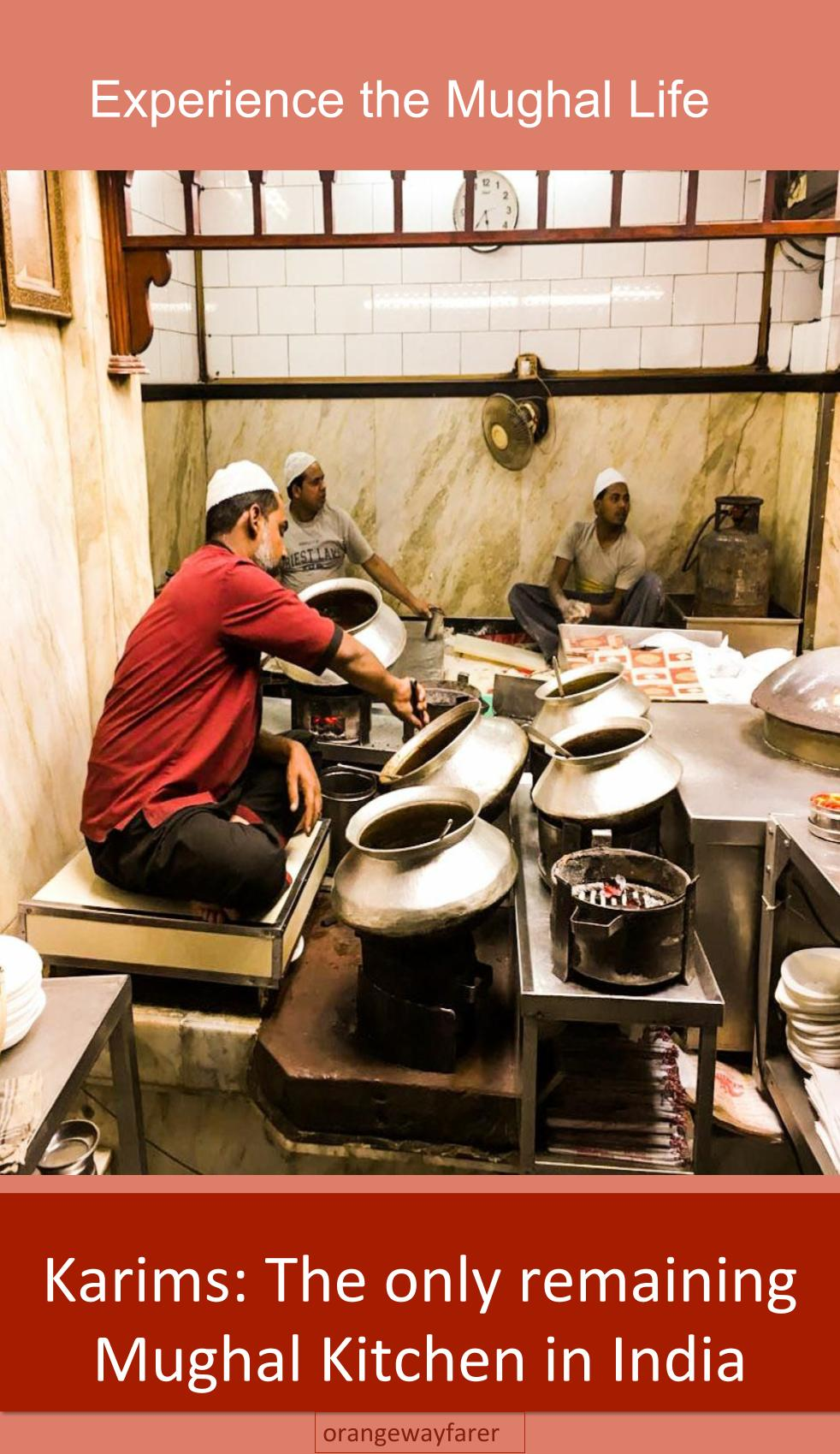 The last bastion of real Mughal cuisine