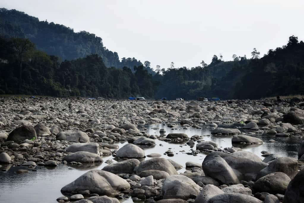 Jia Bharali, Bhalukpong, Himalaya