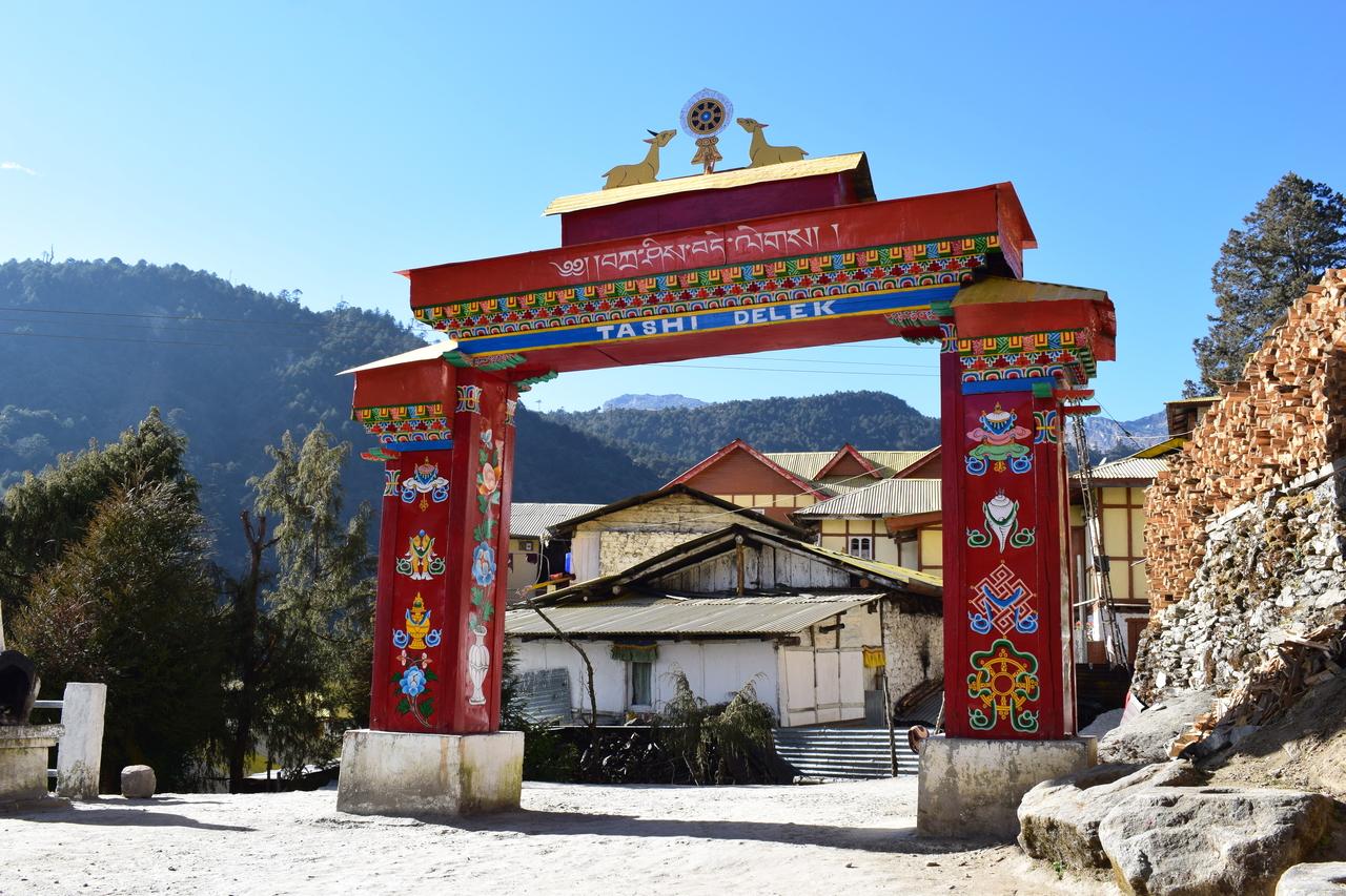 Buddhist Gompha, Arunachal Pradesh, Tawang