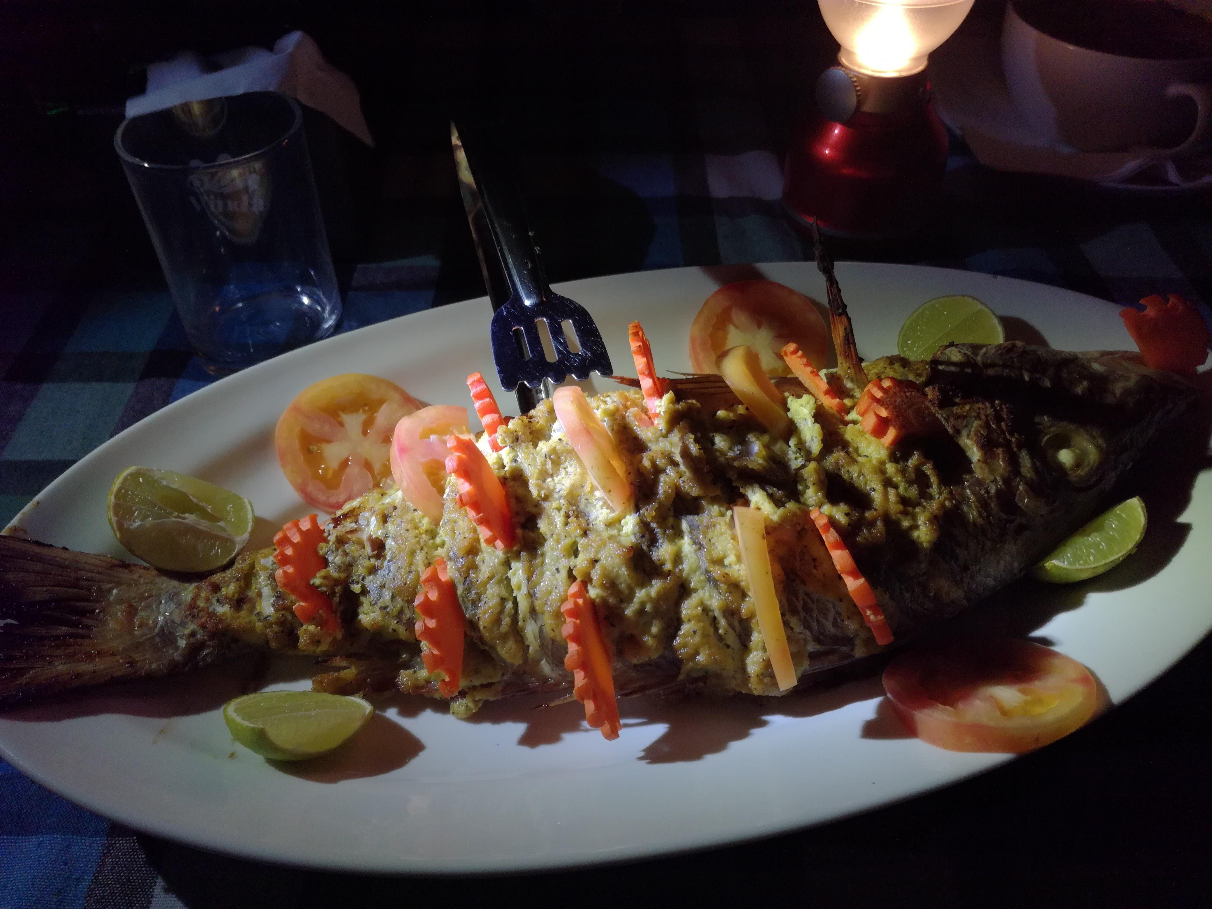 Jack's Maldivian Fish