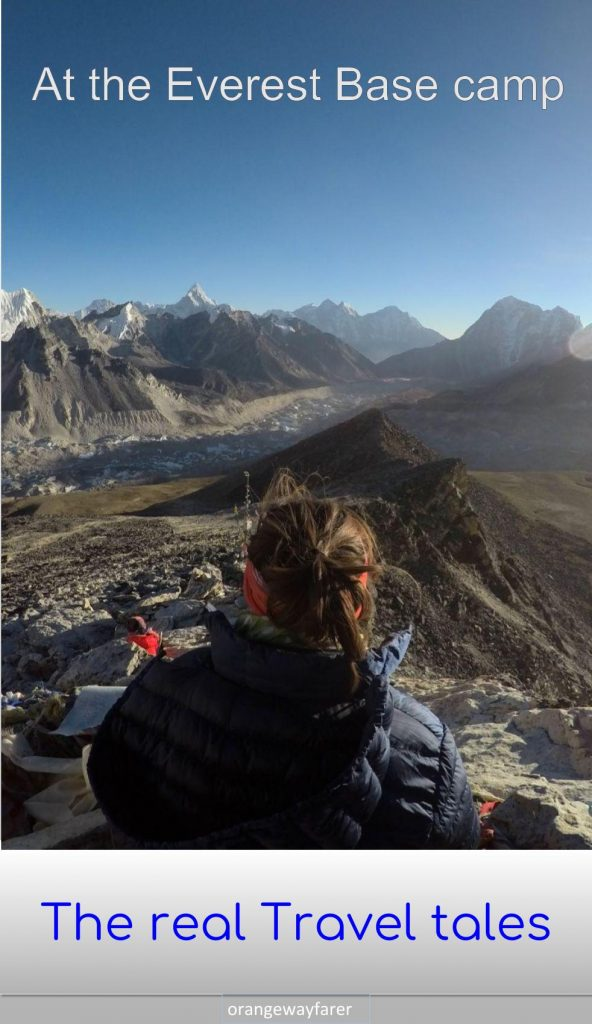 The Everest Base Camp, Adventure of a lifetime!