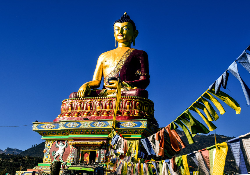 Things to do in Tawang in three Days: in Search of the Age Old White Horse in Bum La