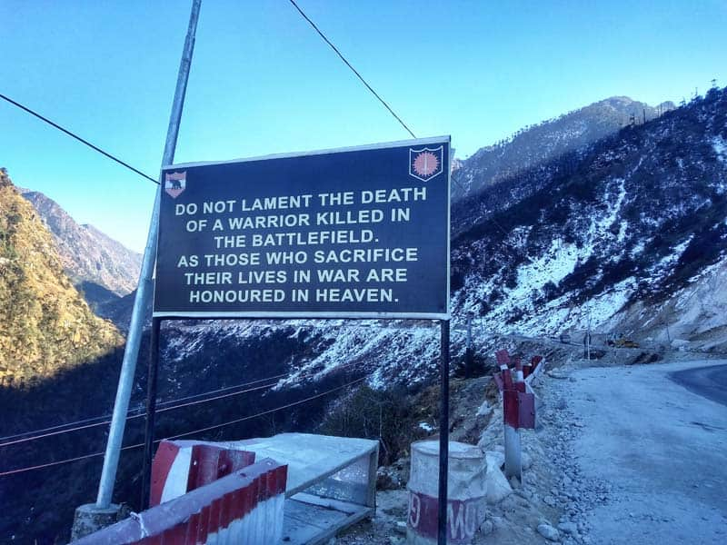 Tawang Arunachal Pradesh Weather in December