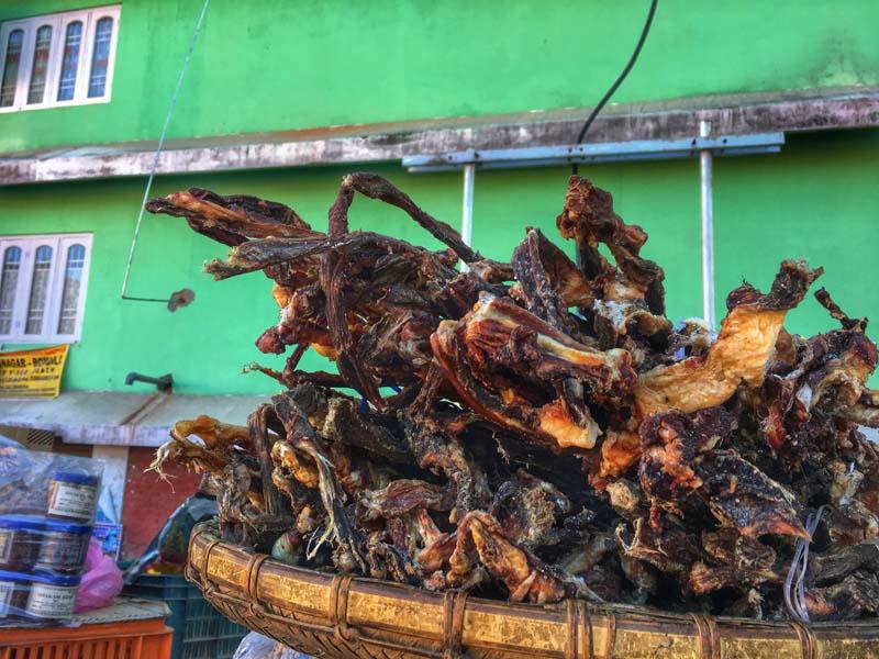 Yak meat in Arunachal Pradesh