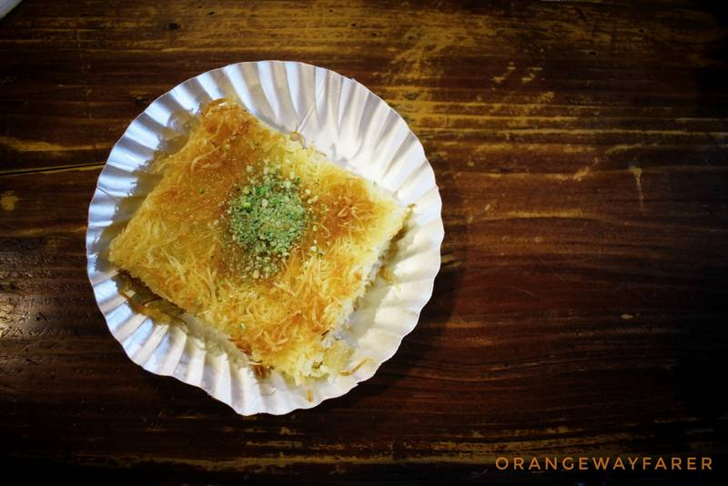 Bangalore mosque Road Iftar Khunafa arabic food