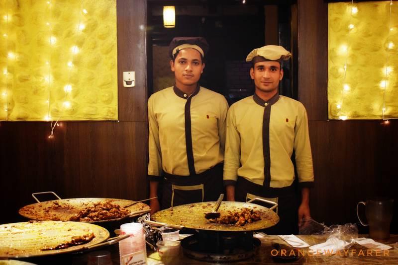 Karama Restaurant Bangalore