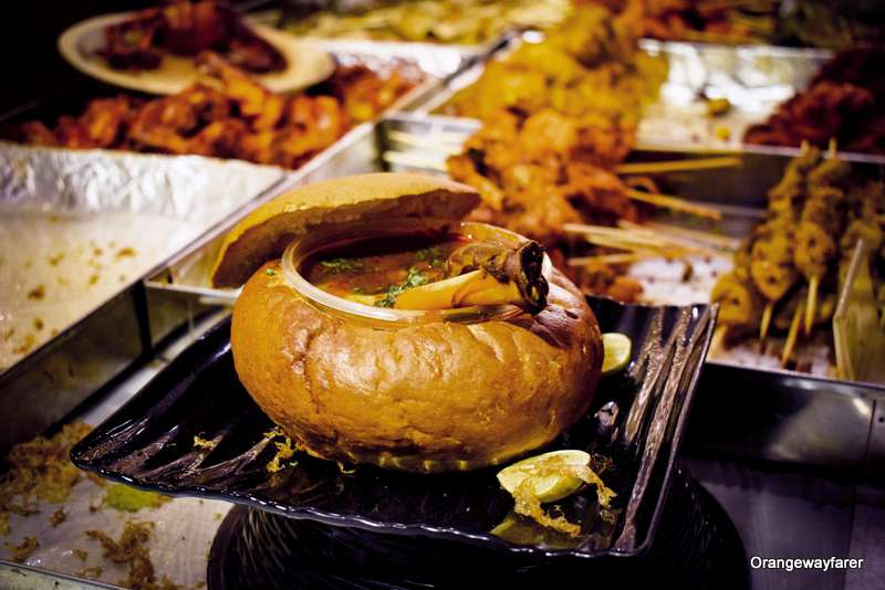 Mutton Nihari or Paya in Bangalore ramadan Food Festival