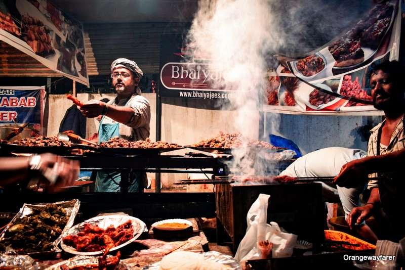Ramadan food festival Bangalore at Kormangala