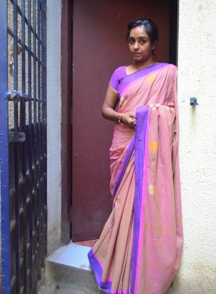 Chettinadu Cottton saree in Tamilnadu