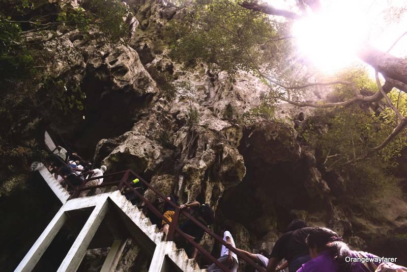 pathet laos caves