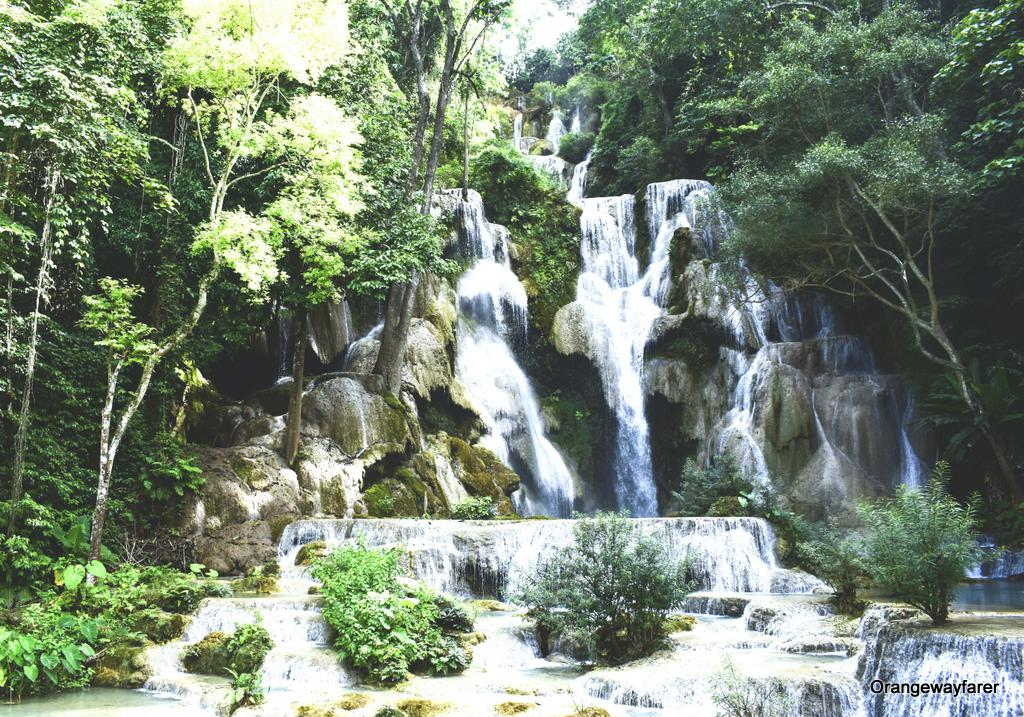 Kuang Si Waterfall day trip from Laos