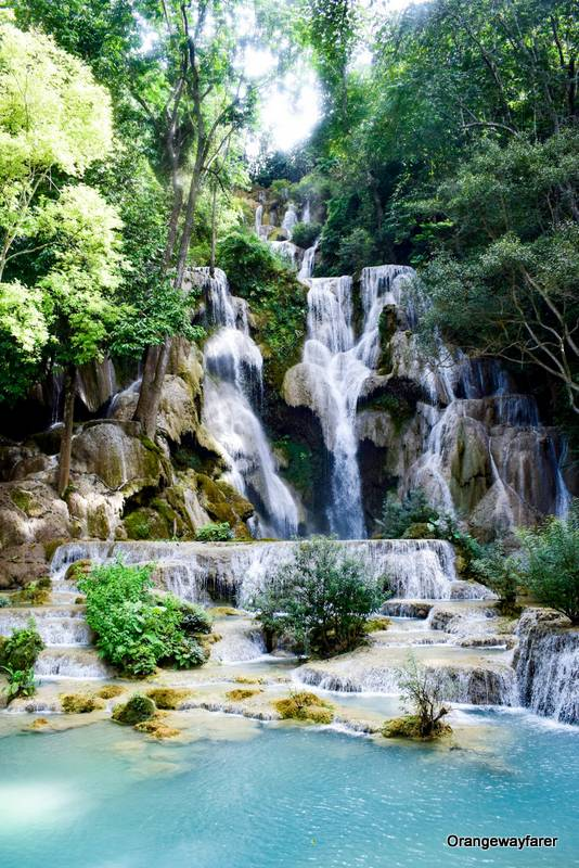 Kuang Si Waterfall travel guide