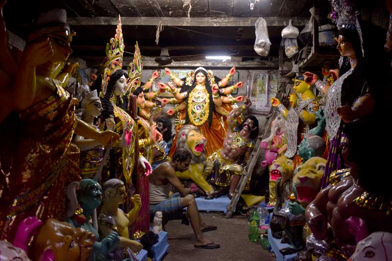 Kumartuli Travel Blog: things to do in Kolkata