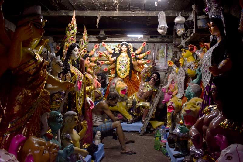 Kumartuli Travel Blog: things to do in Kolkata