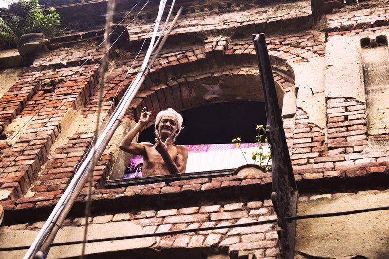 streets of North Kolkata a photo blog. Locals of North Kolkata
