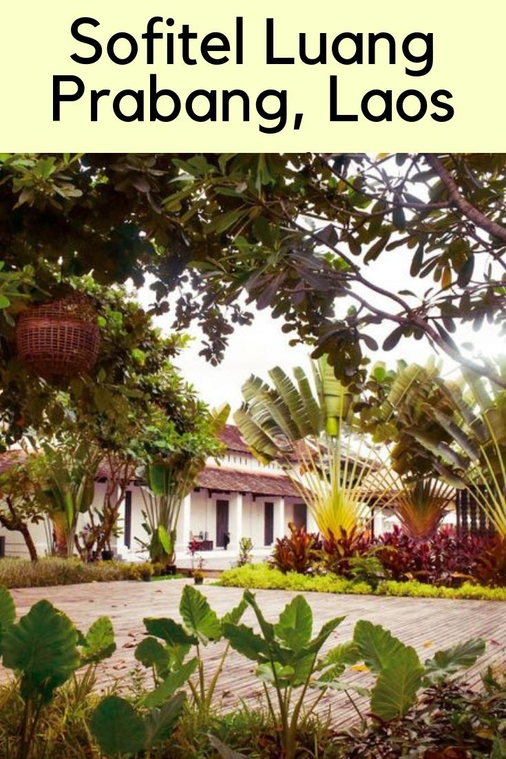 #laos #luxury #sofitel 3luangprabang #hotelreview