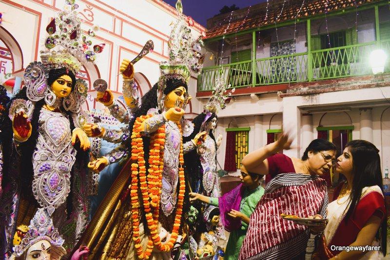 Kolkata Durgapuja