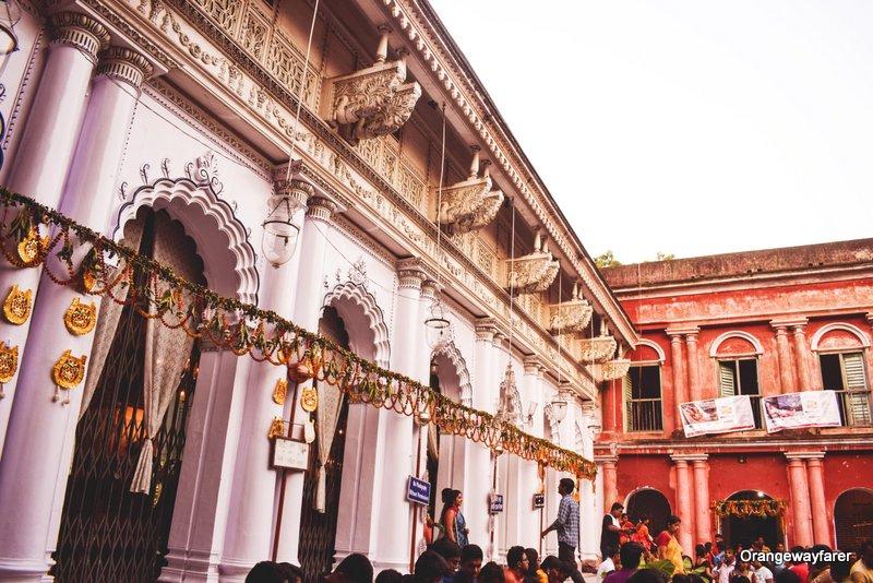 SHovabazar Rajbari Durgapuja: Chototorof
