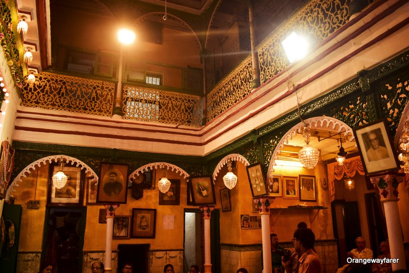 Inside the bonedi bari of Kolkata: best things to do in Kolkata during Durgapuja