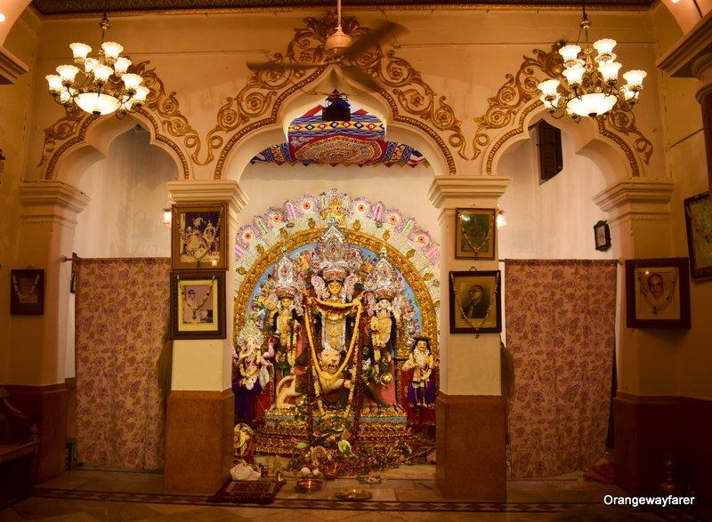Maa Durga Kolkata Durga puja