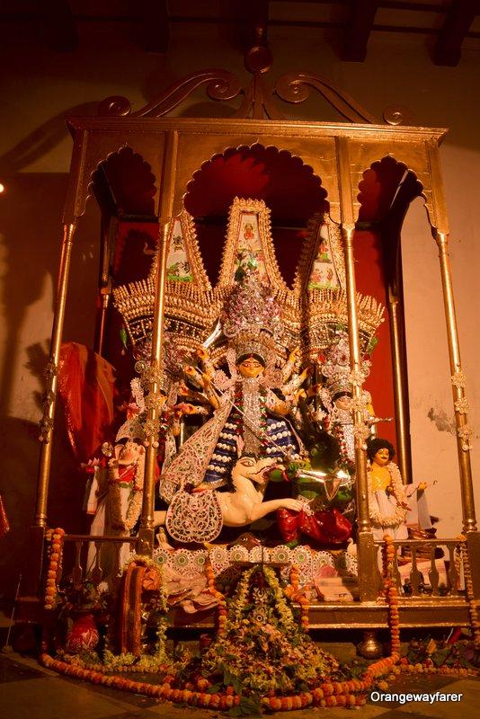 Darjipara Mitra Bari durgapuja