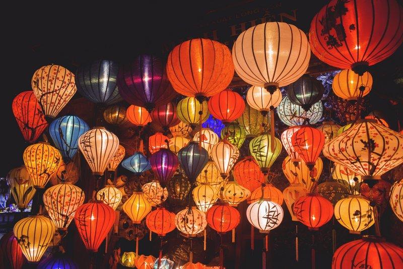 Hoi an Lantern Shop