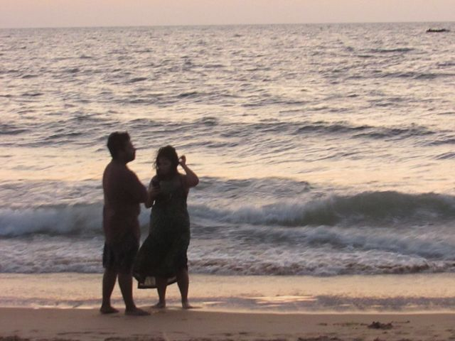 Honeymoon in Goa