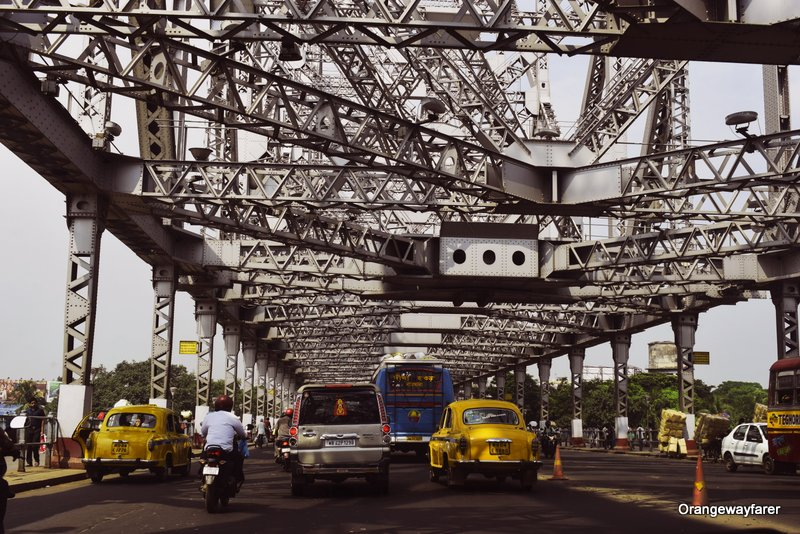 Howrah Bridge Photography