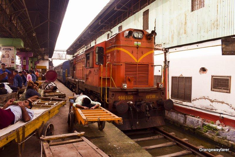 rah Station Photographs