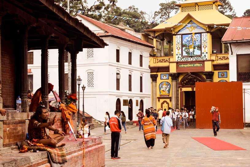 Pashupatinath Temple SHiva