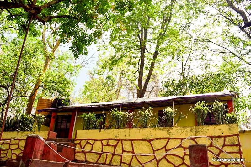 Dandeli jungle camp: my eco friendly lodge. You can also go camping at Dandeli Jungle camp