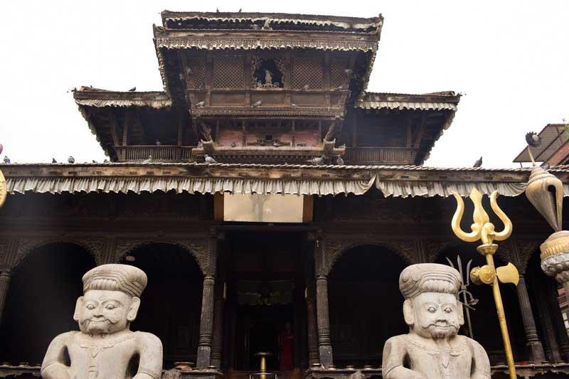 Dattatrya temple
