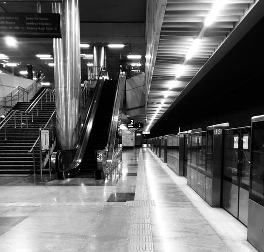 Is Delhi Metro Line haunted?