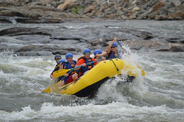 Rafting at Kali River Dandeli