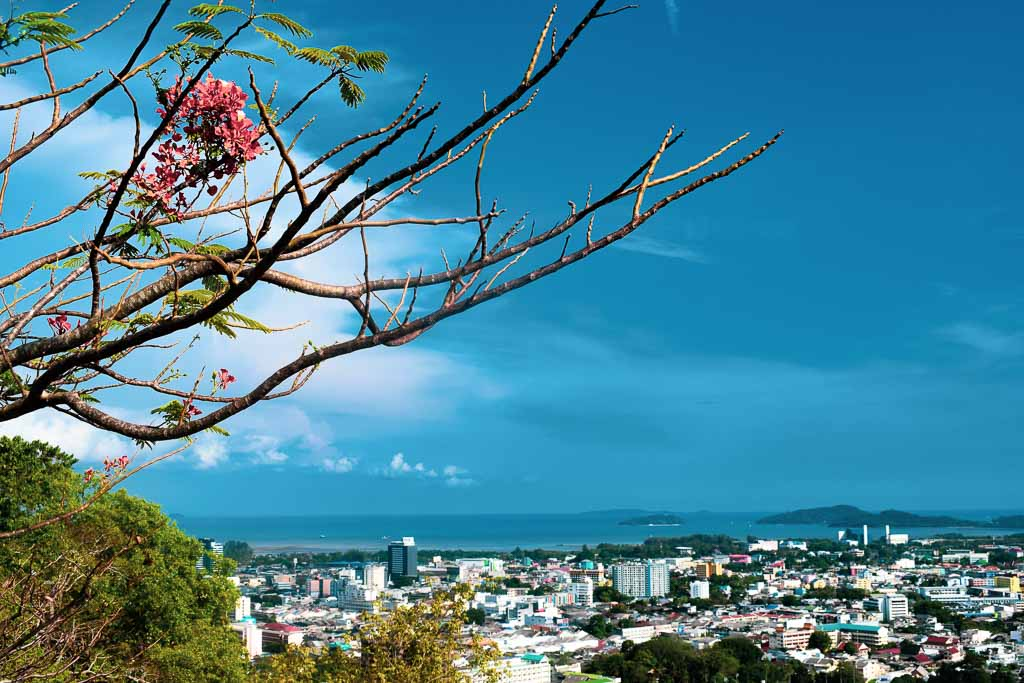 Khao Rang View Top: Things to do at Old Town Phuket