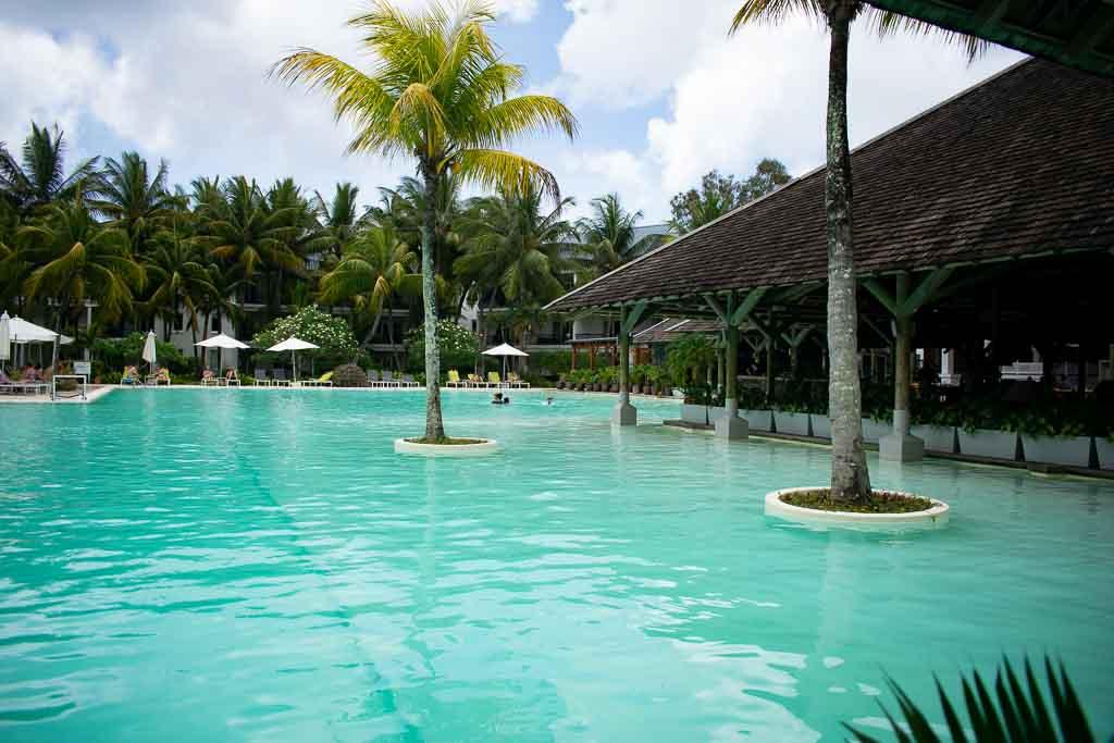 Ravenala Attitude Mauritius Resort Swimming Pool