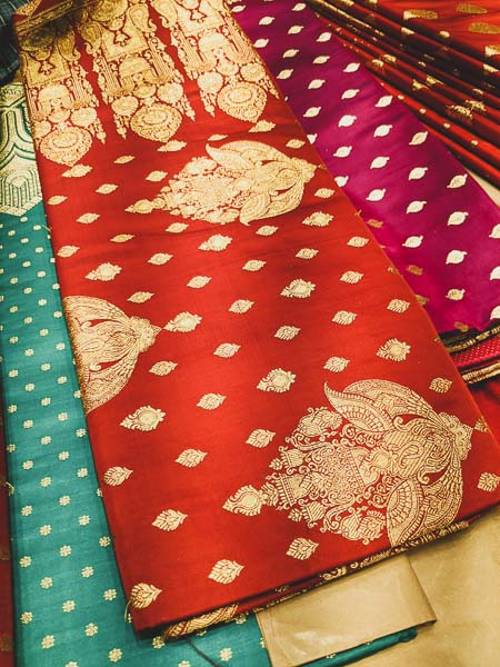 Benrasi saree from priyogiopal bishoyi