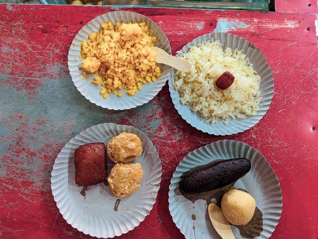 sweets of Bardhaman: Shaktigarh Mihidana, monda, mithai, seetabhog