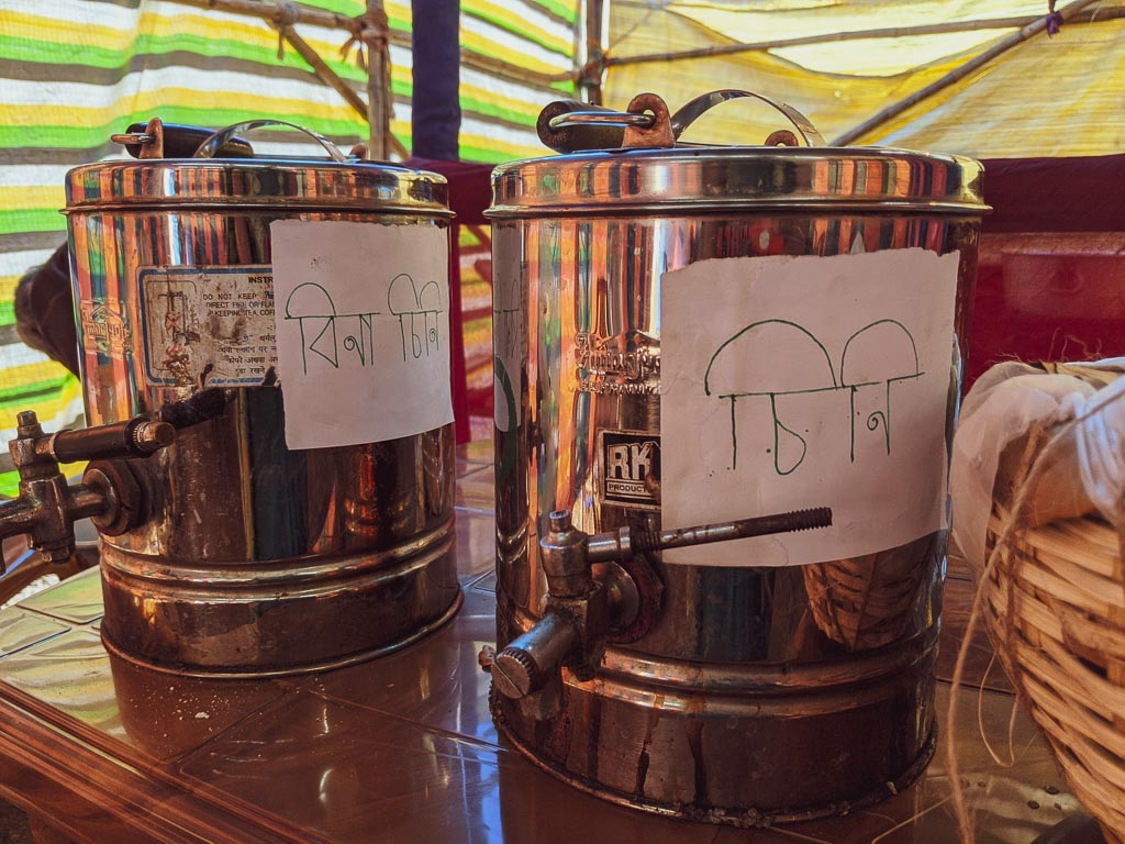 Chai in Inida: for diabetic patients