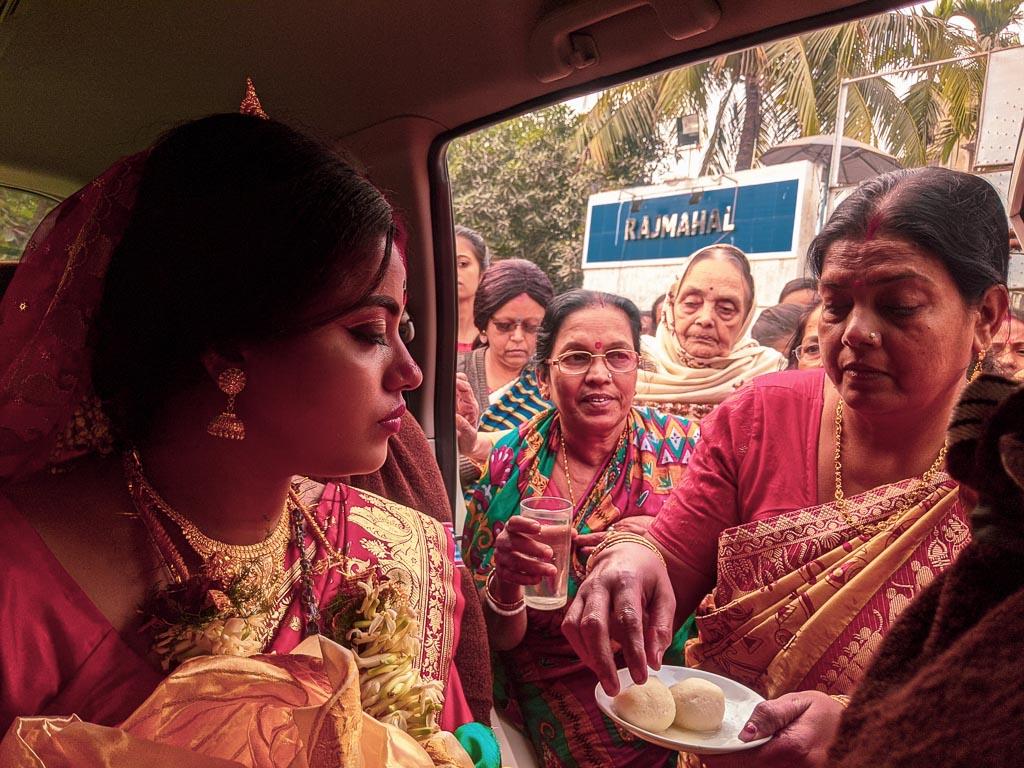 Rosogolla in Bengali wedding