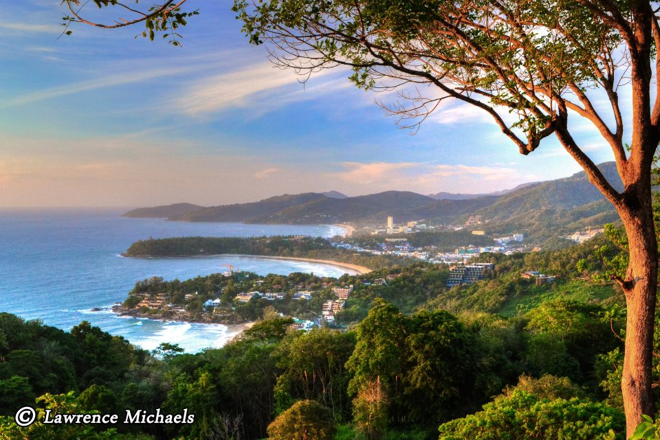 Phuket attractions, Karon View Point: The most beautiful beaches of Thailand