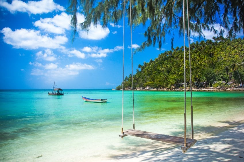 Koh Samui: the best beaches in thailand