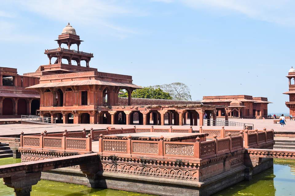 Akbar's Palace, Fatehpur Sikri